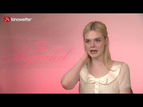 Interview Elle Fanning THE BEGUILED