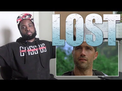 Lost REACTION - 2x11