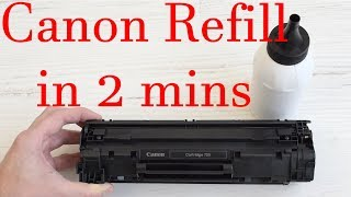 How to refil…