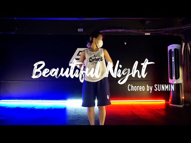 EZDANCE I 잠실점 I 이지댄스 I 비스트(Beast)- 아름다운 밤이야(Beautiful Night) I GIRLS CHOREO BASIC I Choreo by SUNMIN