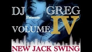 NEW JACK SWING MIX.Vol.4 (MONIE LOVE,RALPH TRESVANT,...)