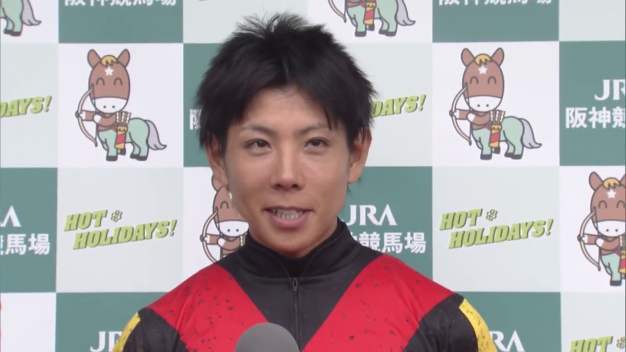宝塚記念('20)勝利騎手インタビュー 北村友一騎手