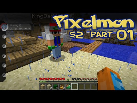 PixelLeague S2, Part 01: They Grow Up So Quickly! [Pixelmon 3.1.x]