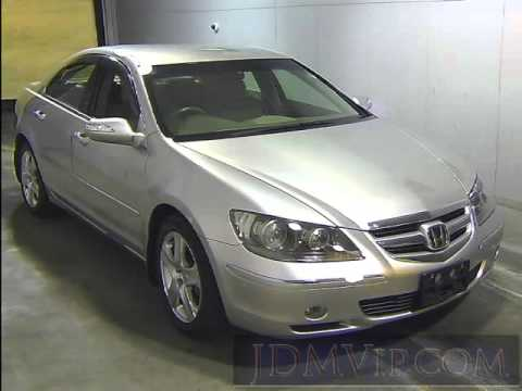 2006 Honda Legend 4wd Kb1 Youtube