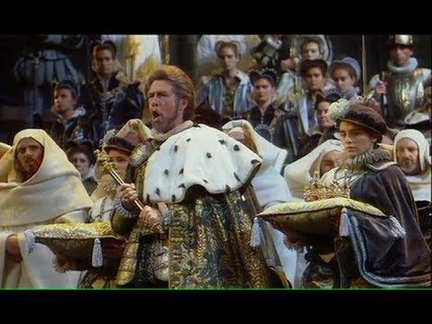 Giuseppe Verdi -  Don Carlos. Opera. Luciano Pavarotti at Teatro alla Scala, live 1992, Part 2