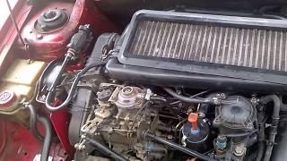 des nouvelles de ma Citroën zx 1.9 td volcane rouge de 1993
