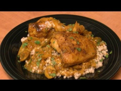 Moroccan Chicken Recipe with Michael's Home Cooking