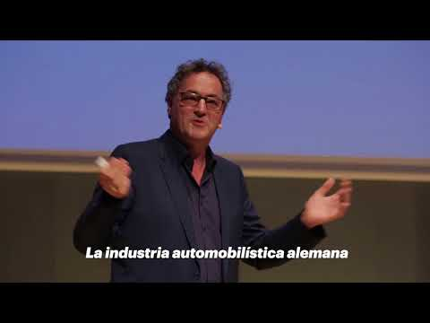 Futurist Gerd Leonhard's Keynote at Mobile Week Barcelona: the future is NOW (Spanish Subtitles)