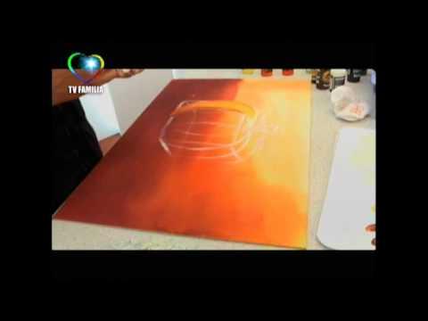 Maravilloso mundo pintura con tecnica para craquelar 03 - Pintura para craquelar ...