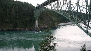 Deception Pass Camping