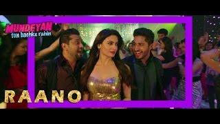 Raano | Mundeyan Ton Bachke Rahin | Roshan Prince , Jassi Gill & Simran Kaur Mundi