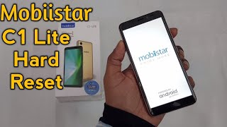 Mobiistar C1 Lite Hard Reset and Pattern unlock done thumbnail