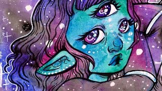 Watch Me Draw #47 - Alien