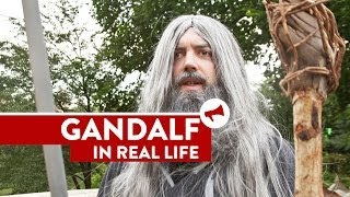 Repeat youtube video Lord of the Rings In Real Life - Movies In Real Life (Episode 3)