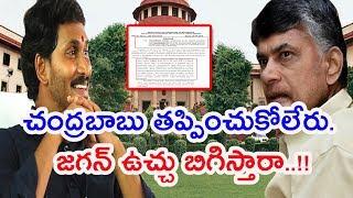 జగన్ చేతికి బ్రహ్మస్త్రం...బాబుకు వడ్డీతో సహా చెల్లిస్తారా..!!|| Supreme Court Verdict on Stays