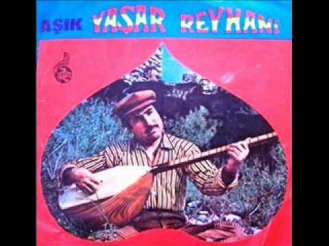 Asik Yasar Reyhani - Sakin Daglar Gibi Yüceyim Deme (45lik Plak)