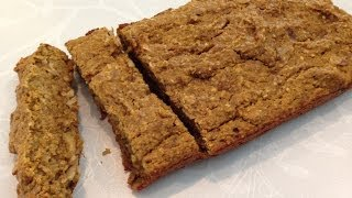 Healthy Pumpkin Banana Nut Bread Recipe - Hasfit's Gluten Free Bread Recipes - Pumpkin Bread Banana