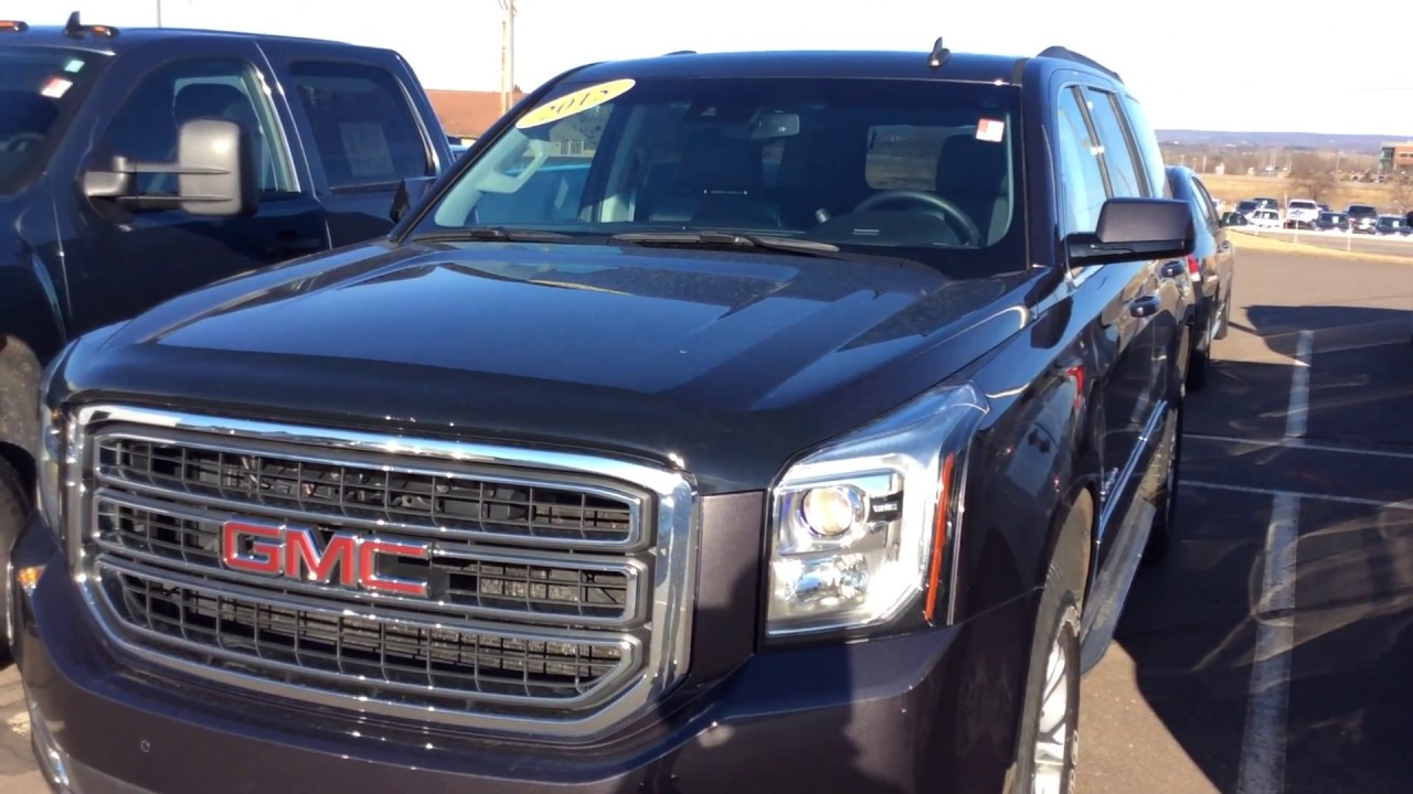 2015 Gmc Yukon At Don Johnson Motors In Rice Lake Wi
