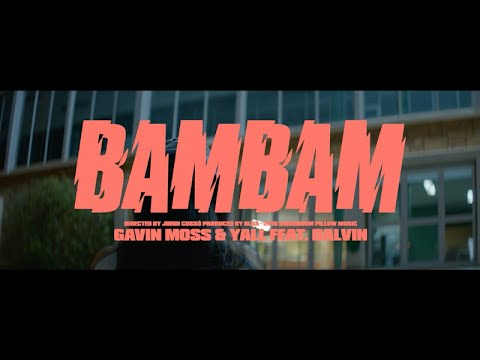 Gavin Moss & Yall Ft. Dalvin - Bam Bam (Official video)