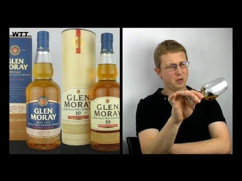 Glen Moray -  Chardonnay Cask 10 Jahre vs.  Chardonnay Cask Finish - Blindtasting