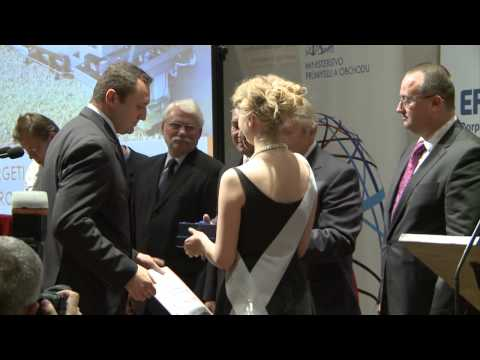 ENBRA - Czech Energy and Environmental Project of the Year 2011