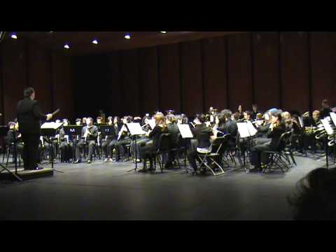 Foothill HS Symphonic Band - Prelude and Rondo (David Holsinger)