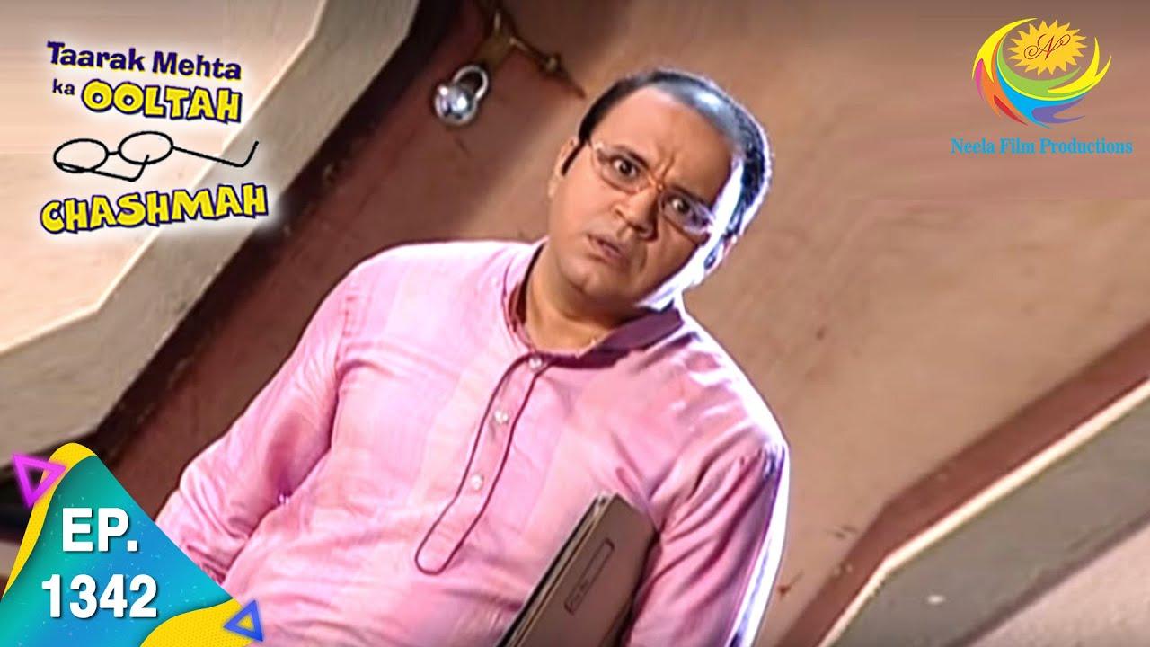 Download Taarak Mehta Ka Ooltah Chashmah - Episode 1342 - Full Episode