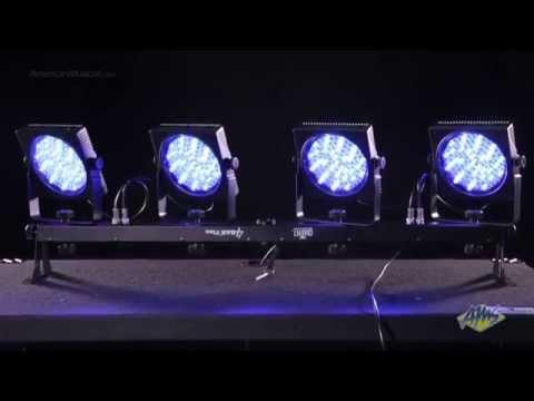 Chauvet DJ 4Bar Flex Stage Lighting System - Chauvet 4Bar Flex