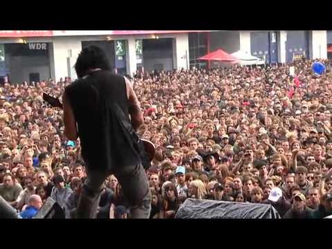Disturbed - Stricken @ Rock Am Ring 2008
