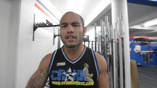 """SHOCKING Guam School STREET FIGHTS! Frank """"The Crank"""" Camacho takes a stand against it!"""