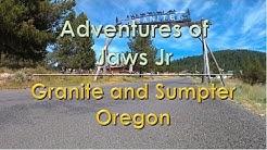 Granite and Sumpter Oregon