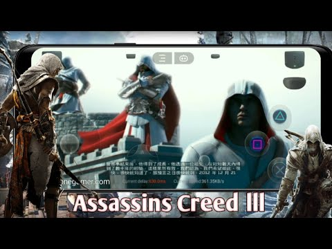 Assassin's Creed III For Android Ll Full Gameplay For PS4 Emulator On Gloud Games Ll Unlimited Time