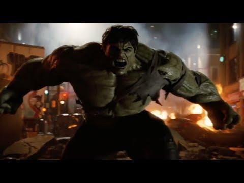 Incredible Hulk Crack Vid