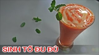 papaya juice - fruit juice