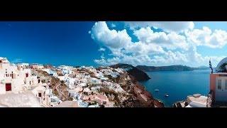 #425. Санторини (Греция) (классное видео)(Самые красивые и большие города мира. Лучшие достопримечательности крупнейших мегаполисов. Великолепные..., 2014-07-02T02:06:41.000Z)