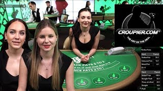 ONLINE BLACKJACK HIGH STAKES vs £2,000 BANKROLL! SIDE BETS at Mr Green Casino!