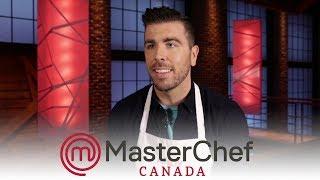 Andy S Heartfelt Audition Dish Masterchef Canada S5 Youtube