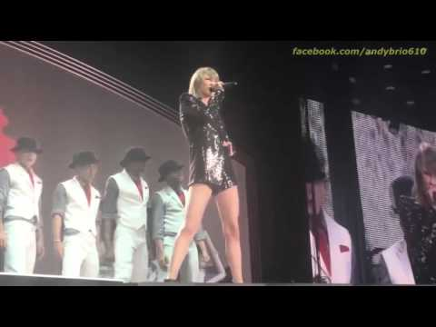 Taylor Swift 1989 world tour full concert