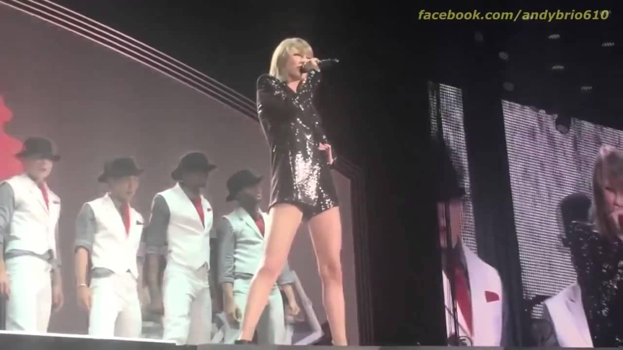 Taylor Swift 1989 world tour full concert