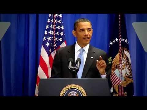 President Barack Obama at American University