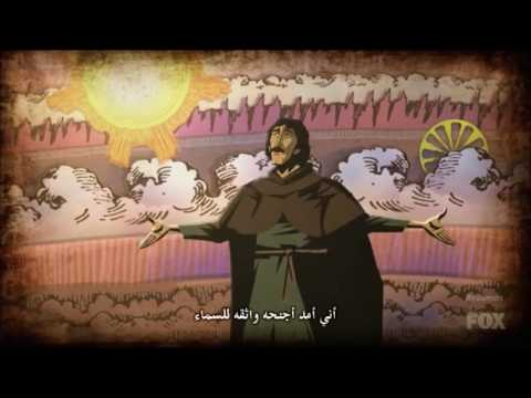 The story of Giordano Bruno