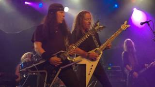VICIOUS RUMORS - Minute To Kill (Live)