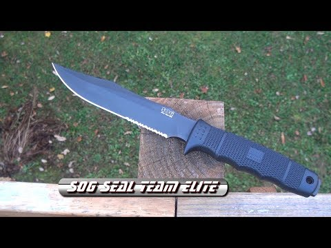 Sog Seal Team Elite -Test & Review : Tactical Show