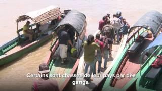 Guatémala : Un volontaire aide des familles fuyant les gangs de rues meurtriers