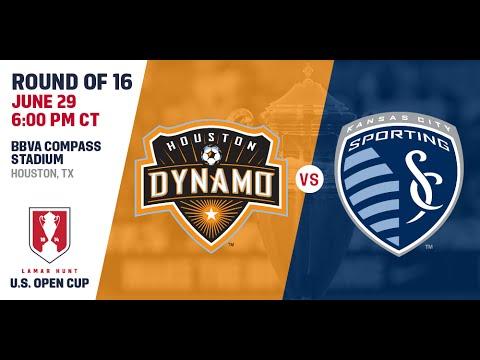 2016 Lamar Hunt U.S. Open Cup - Round Of 16: Houston Dynamo Vs. Sporting Kansas City