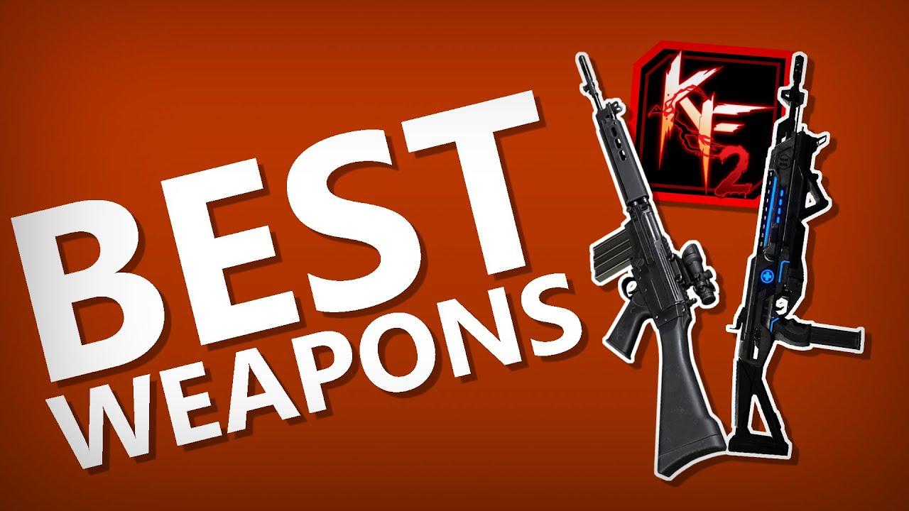 Best Weapons In Killing Floor 2 Top 5 Youtube