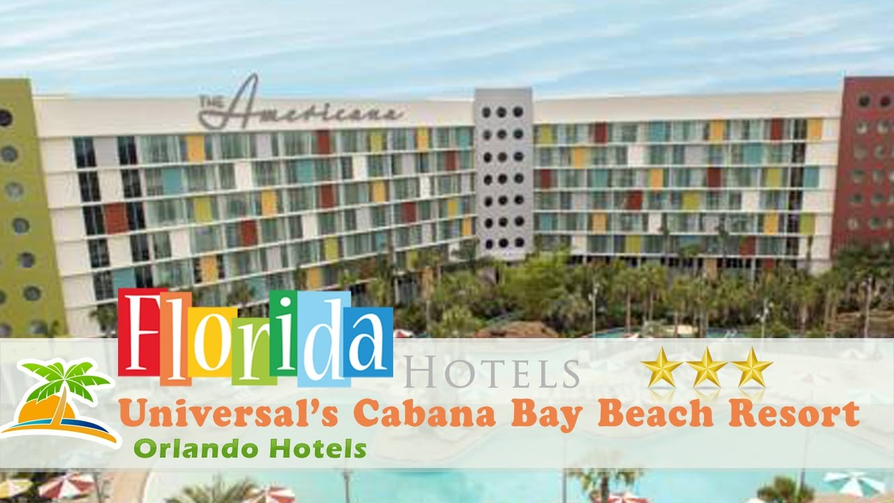 Universal S Cabana Bay Beach Resort Orlando Hotels Florida