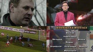 """""""Gol Retro"""": Jan Tomaszewski na ławce trenerskiej ŁKS Łódź"""