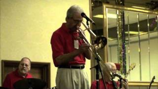 "Bob Schulz Frisco Jazz Band  ""When the Midnight Choo-Choo Leaves for Alabam"