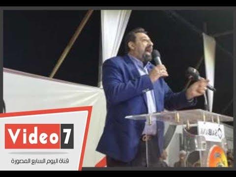 مجدي عبد الغني بالأقصر: إوعوا مؤتمر دعم الرئيس ينسيكم جون كأس العالم  - 21:21-2018 / 2 / 15